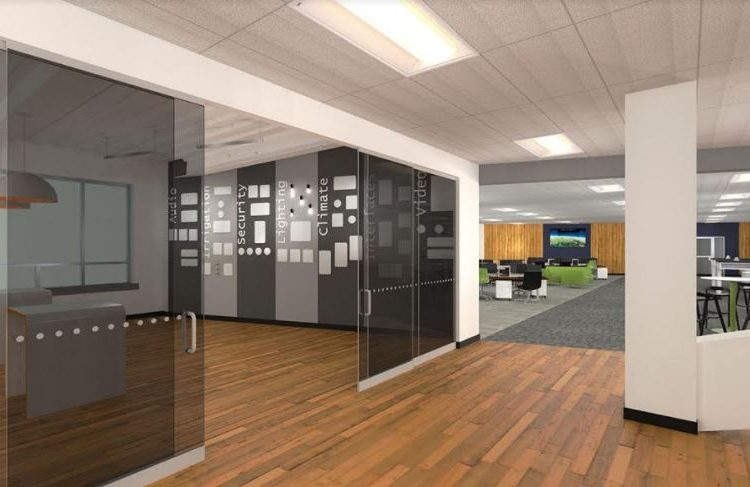 new modern office design