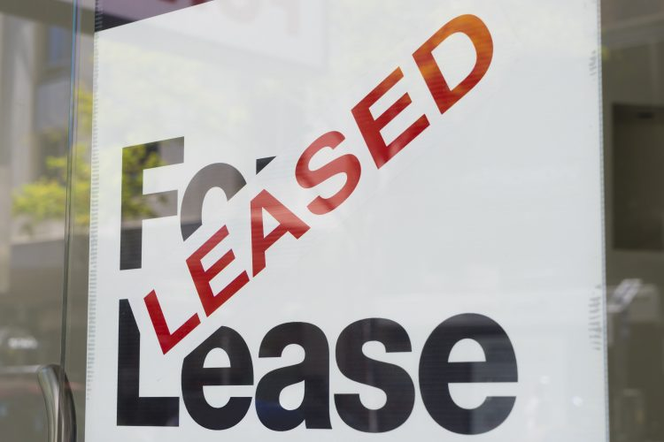 commercial property leased