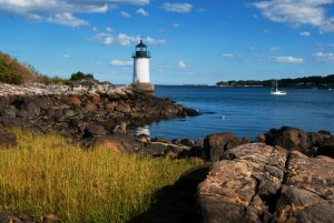 lighthouses in north shore ma